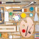 accesorii pictură